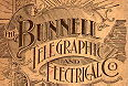 Bunnell Telegraphic & Electrical Co. catalog cover